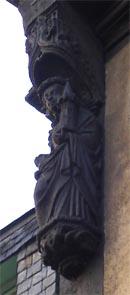Sainte Barbe © Maison dite de la duchesse Anne - Morlaix - Tous droits réservés