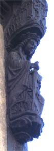 Sainte Catherine © Maison dite de la duchesse Anne - Morlaix - Tous droits réservés