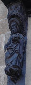 Saint Jacques © Maison dite de la duchesse Anne - Morlaix - Tous droits réservés