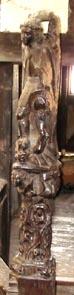 Saint Michel © Maison dite de la duchesse Anne - Morlaix - Tous droits réservés