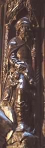 Saint Roch © Maison dite de la duchesse Anne - Morlaix - Tous droits réservés