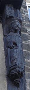 Saint Yves © Maison dite de la duchesse Anne - Morlaix - Tous droits réservés