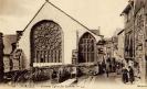 L'église des Jacobins et la rue des Vignes